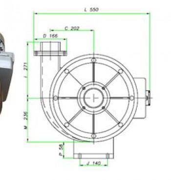 O ventilador exaustor é uma máquina de vento que atua com precisão na sucção e no sopro. Este equipamento é fundamental em locais que podem ocasionar o aquecimento de outras máquinas e até mesmo do espaço.