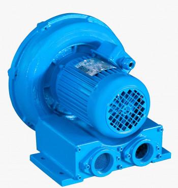 Projetamos compressor radial fundido em alumínio de qualidade. Faça um orçamento com a Aero Mack!