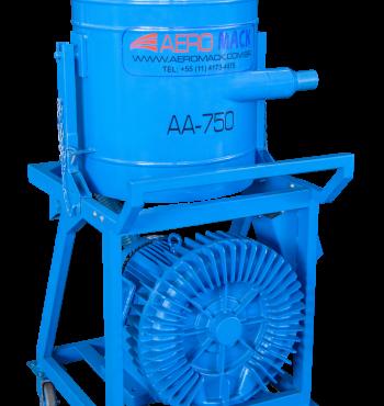 Fabricamos o melhor aspirador industrial para cavacos do mercado. Peça o seu!
