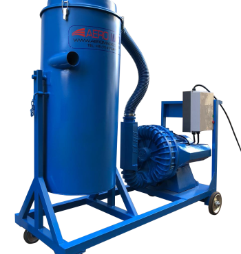 Peça aspirador industrial para grãos na Aero Mack. Contate-nos!