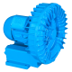 Compressor radial de canal lateral