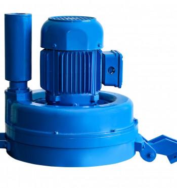 Denominado compressor radial, o objeto é composto por alumínio fundido e é capaz de atuar com precisão nas mais diversas atividades realizadas pelo departamento.