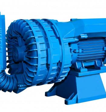 A operação dos compressores radiais em determinados serviços faz com que estes sejam finalizados com qualidade. O fato se dá porquê o compressor radial é uma máquina feita em alumínio fundido que realiza a sucção, a vazão e o sopro com precisão.
